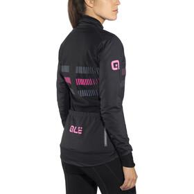 Alé Cycling Graphics PRR Strada 2.0 Veste Femme, black-fluo pink